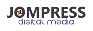 JOMPRESS Digital Media Logo